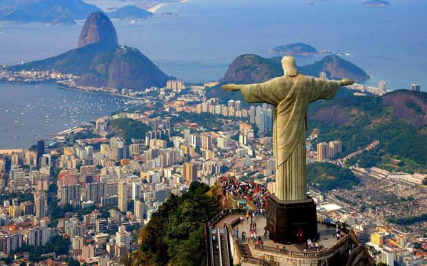 NewPix. ru - Бразилия - страна мечты