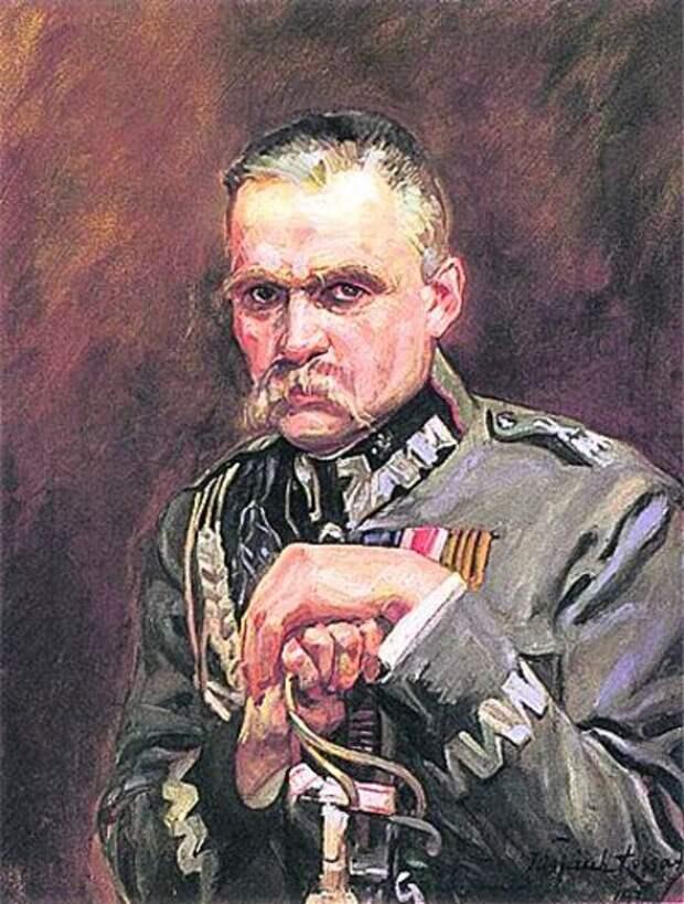Юзеф Пилсудский в молодости, как и Петлюра, был социалистом,<br /> но сумел стать настоящим вождем нации