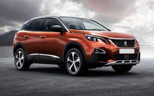 В России отзывают подтекающие Peugeot 3008