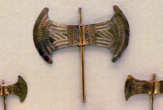 секиры Минойская цивилизация, о. Крит, 1700–1450 до