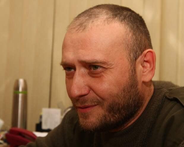 Дмитро Ярош: «Рано или поздно, но мы обречены воевать с Московской империей»