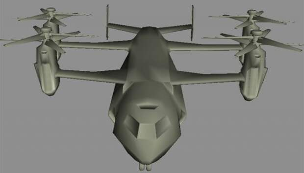 Yamato и Bell создадут летающий грузовик-беспилотник