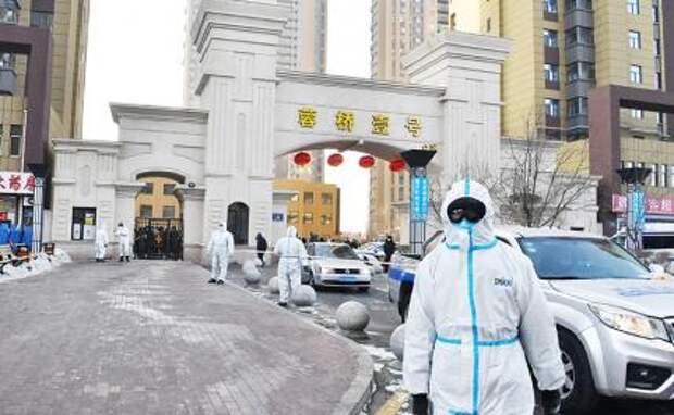 """Китай еще ответит «ястребам» на вопрос """"откуда сбежал коронавирус"""""""