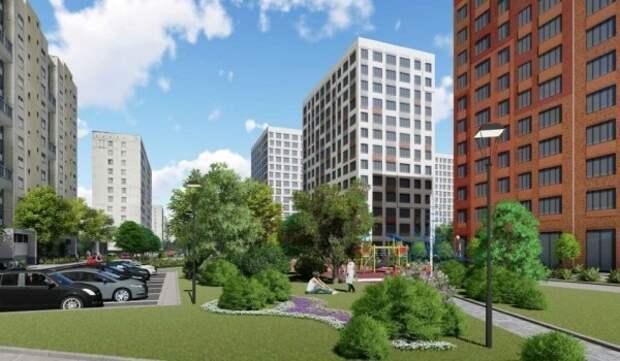 На юго-востоке Москвы появится новый жилой дом