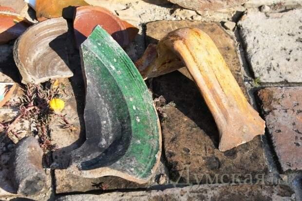 В Измаиле варварски уничтожается история: бульдозеры срывают археологический памятник (фото)
