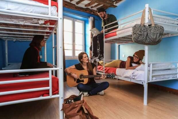 Проживание в хостеле: преимущества и недостатки