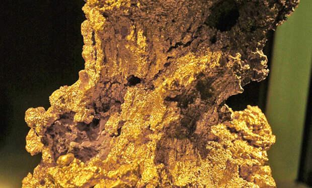 5 самых больших самородков истории: камни просто лежали в земле и под ногами