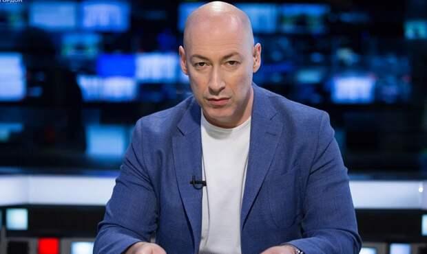 Желание Гордона чаще появляться на телеканалах РФ вызвало жёсткую реакцию россиян