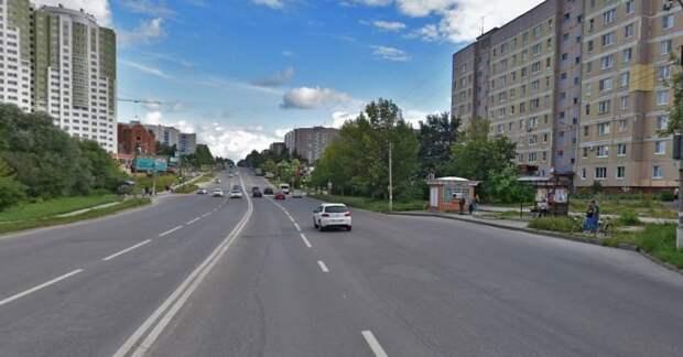В Рязани капитально отремонтируют участок улицы Новосёлов