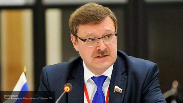 Косачев указал на неоспоримость суверенитета РФ над Южными Курилами
