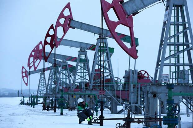 добыча нефти Россия нефтегаз