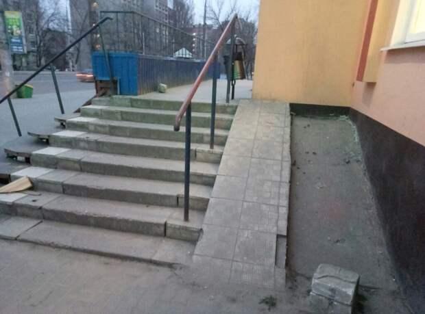 Это фото для тех, кто не понимает, а чем плоха городская среда в России и чем она лучше в Европе