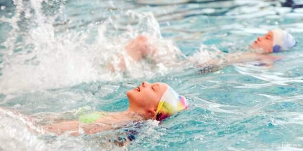 Спортивные семьи из Марфина примут участие в «Водных стартах»