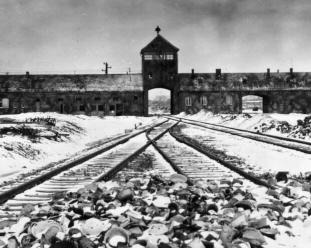 Почему все гитлеровские концлагеря по уничтожению людей располагались в Польше
