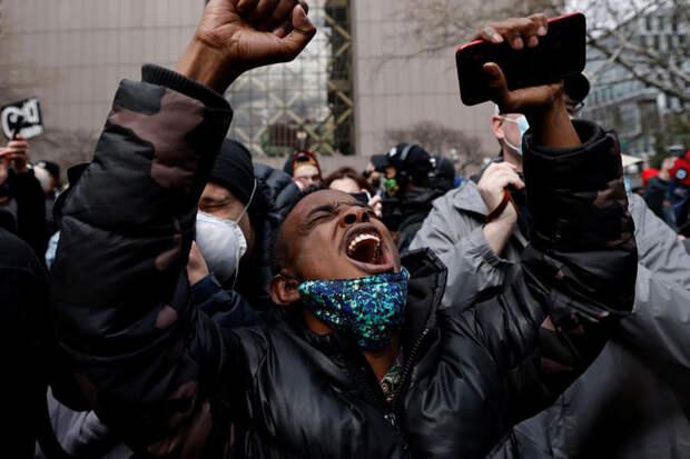 О чёрном правосудии над белым человеком