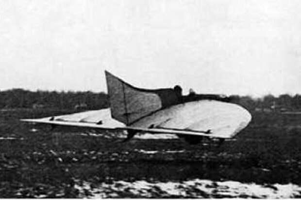 """Первое """"летающее крыло"""": БИЧ-3 поднялся в воздух 95 лет назад"""