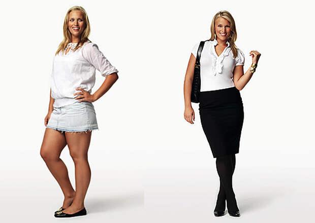 temp28 Как одеваться, чтобы выглядеть стройнее