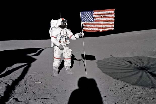 США не могут снова попасть на Луну