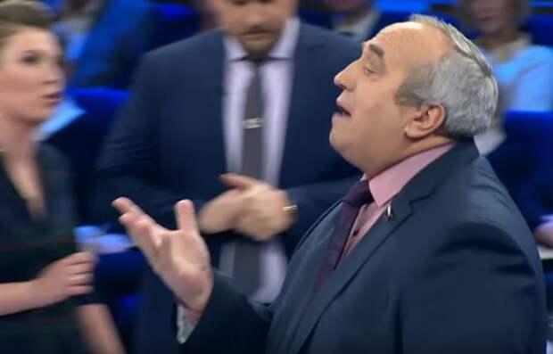 Украинская журналистка назвала сенатора Франца Клинцевича «проктологом»