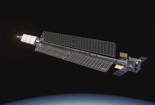 «Роскосмос» подпишет контракт на создание атомного космического буксира «Нуклон»