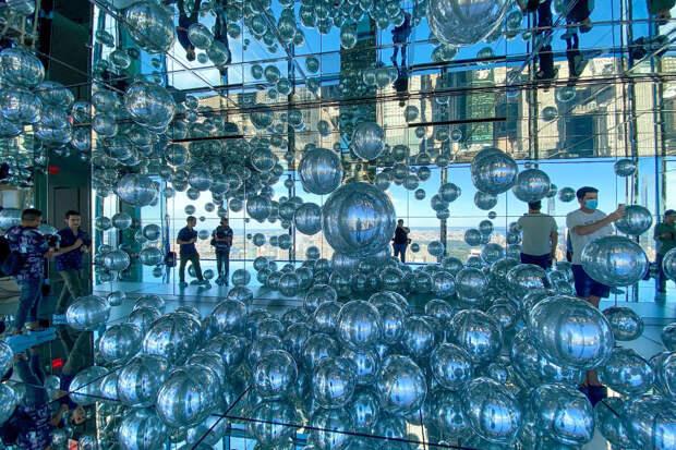 Смотровая площадка SUMMIT One Vanderbilt в Нью-Йорке