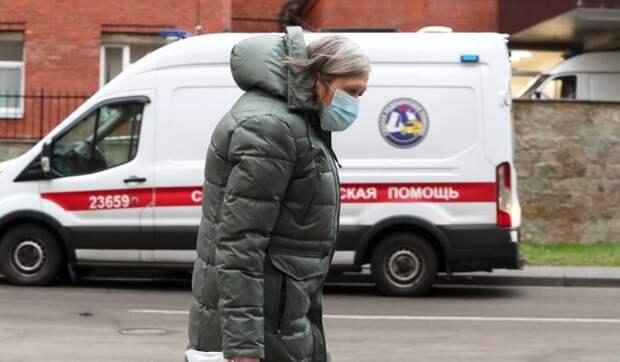 Врач предупредил россиян об опасности при неправильном ношении маски