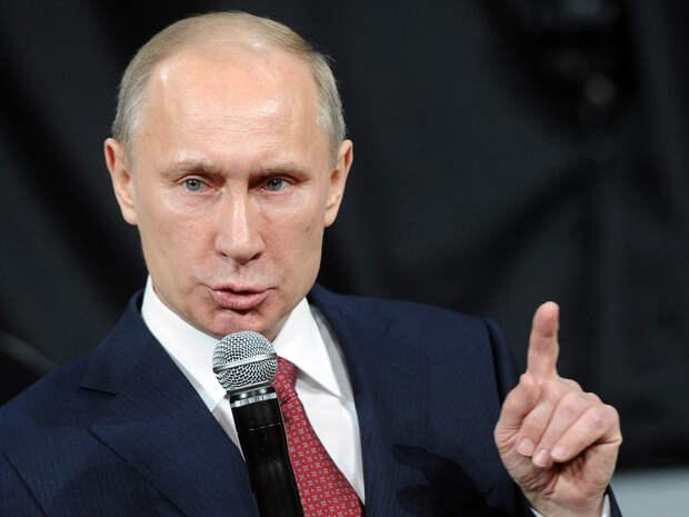 Украина люто заистерила, когда Путин озвучил это решение