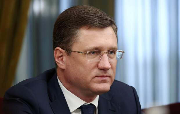 Новак: Россия удивлена желанием Украины платить за российский газ на 20-30% дороже
