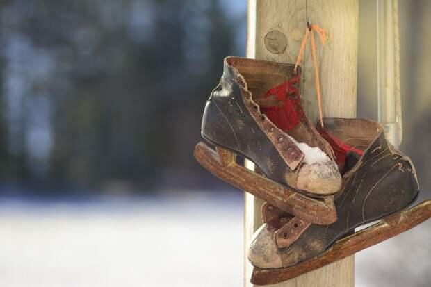 Читатели газеты «Северный вестник» расскажут, где они предпочитают кататься на коньках