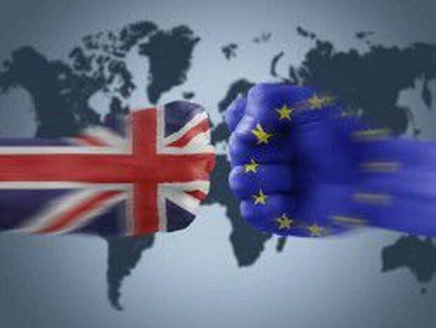 """Британцы """"любят"""" ЕС меньше, чем Россию и Израиль"""