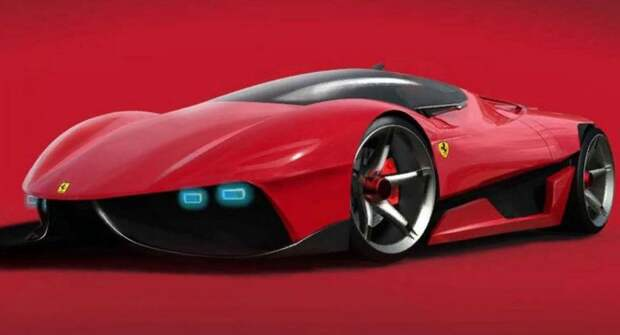 Ferrari представит свой первый электромобиль в 2025 году