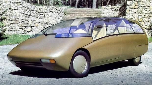 РЕДКИЕ концепт-кары, которые могли стать хитами советского машиностроения (ФОТО)