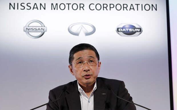 Глава Nissan уходит - тоже из-за махинаций с доходами!