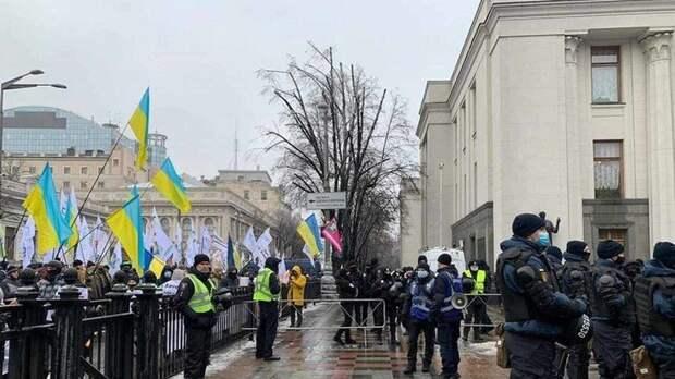 Голос Мордора: Майданы правильные и неправильные