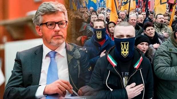 Посол Украины Мельник назвал нацистское прошлое ФРГ причиной помочь с НАТО