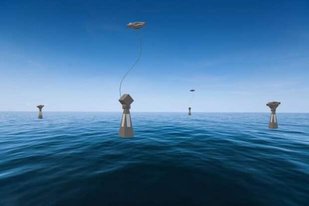 На границе двух сред. Ныряющий надводный корабль 2025: концепт и тактика применения