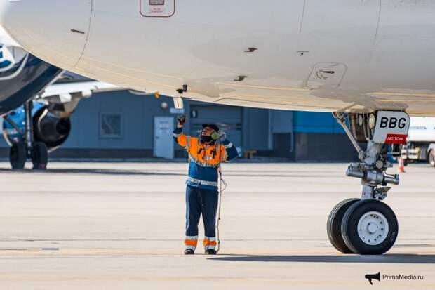 Дальневосточная авиакомпания выполнила первые рейсы