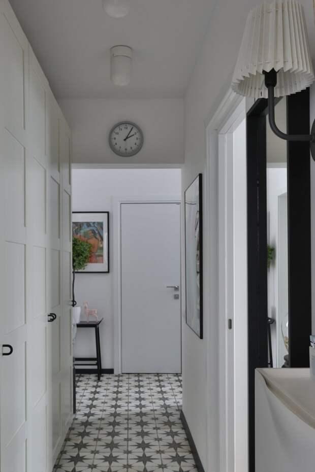 10 фото квартиры дизайнера IKEA, в которой она сама делала ремонт