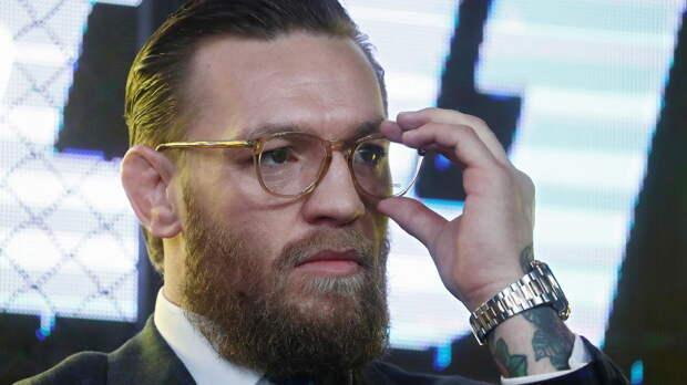 Американский боец Ковингтон назвал Макгрегора посмешищем MMA