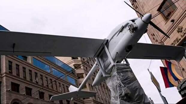 Турцию очень тревожит запуск Арменией собственного производства дронов