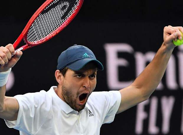 Карацев взял паузу. После проигранного финала в Белграде Аслан снялся с турнира в Мюнхене