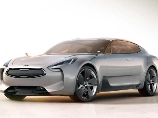 Kia все-таки выпустит заднеприводный лифтбек GT