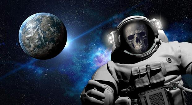 Что случилось с космонавтом брошенными в космосе?