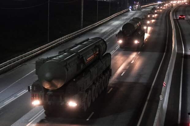 В центре Москвы ограничат движение из-за подготовки к 9 Мая