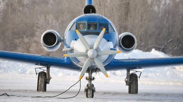 Авиация встает на подзарядку