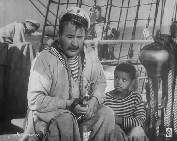 Краткая история жизни чернокожего мальчика исполнившего роль «Максимки».