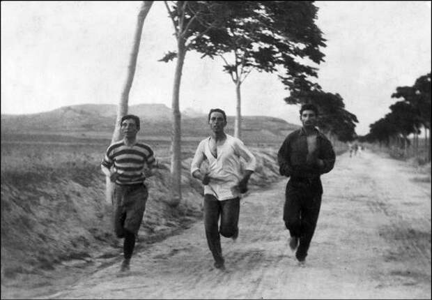 История первых Олимпийских Игр современности. Олимпиада 1896 года