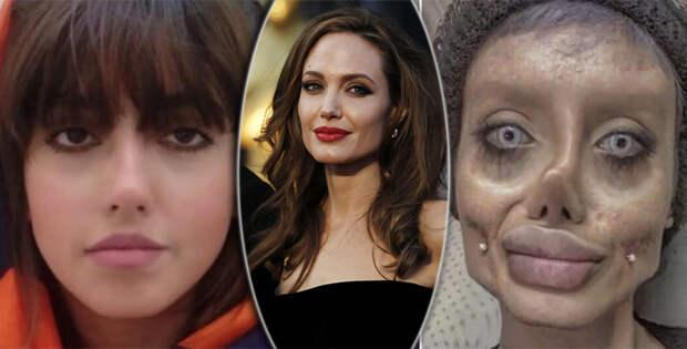 Иранскую «Анджелину Джоли» осудили на 10 лет из-за фото в Instagram