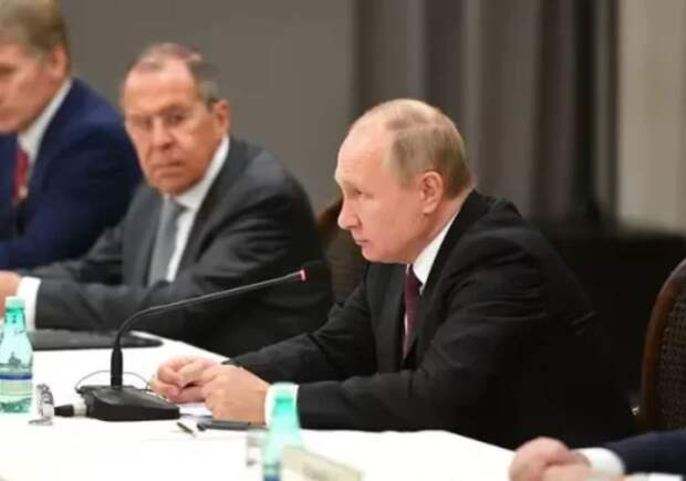 Путин рассказал о воинственности Лаврова: «Большой тайной не будет»