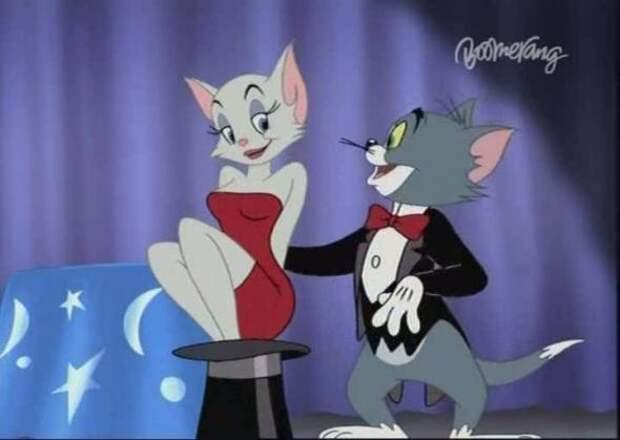 """Животные """"секси"""" из детских мультфильмов."""